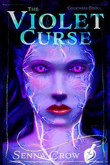 09.09.2020 The Violet Curse Book Cover D