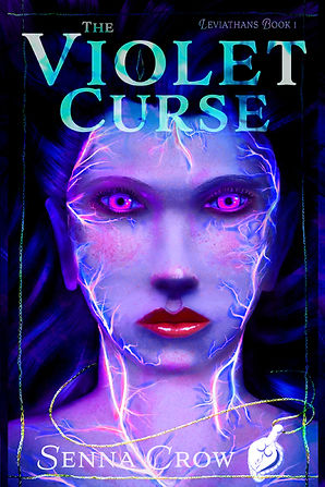 09.09.2020 The Violet Curse Book Cover D