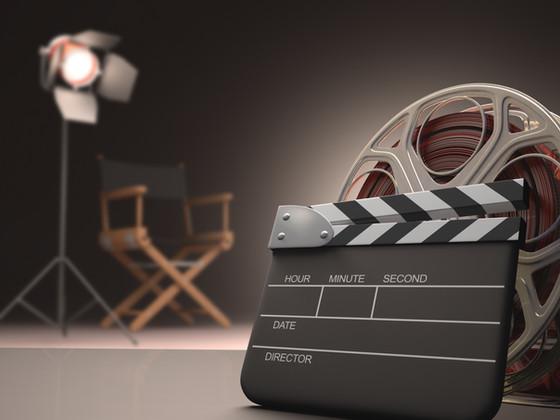 I'm writing a movie!
