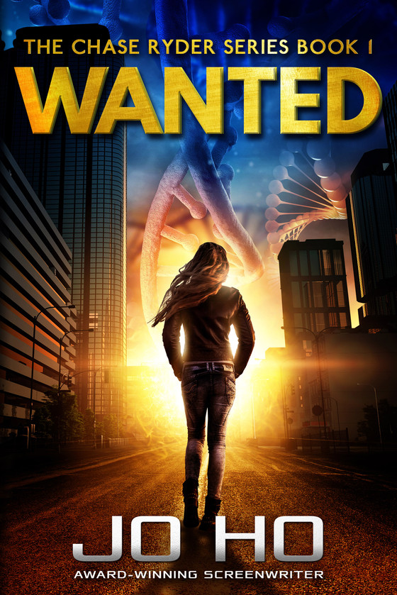 Wanted gets a new cover! To celebrate, grab your free copy at Amazon (2nd - 6th June 2017)
