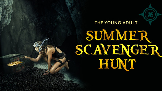 Your secret word for the YA Summer Scavenger Hunt is here...