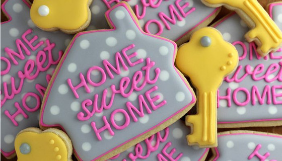 My updated blog has a new home and you're all invited to the housewarming party!