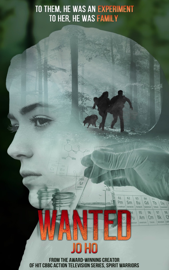FREEBIE ALERT! Win the first few chapters of my debut novel, Young Adult thriller, WANTED!