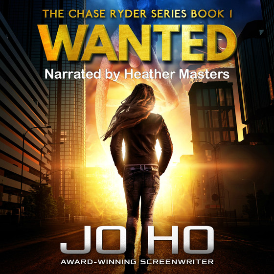 Get your free copy of Wanted audiobook here (plus a new trailer for you!)