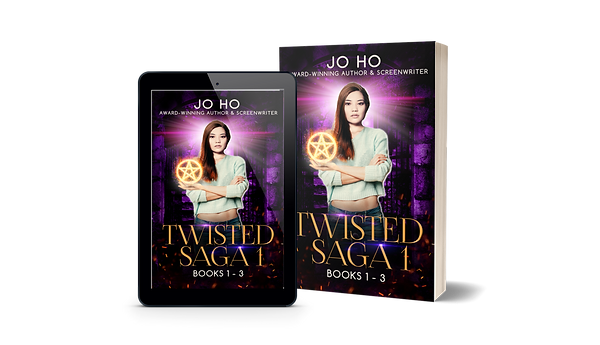 Twisted Saga 1 FINAL iPad and Paperback.