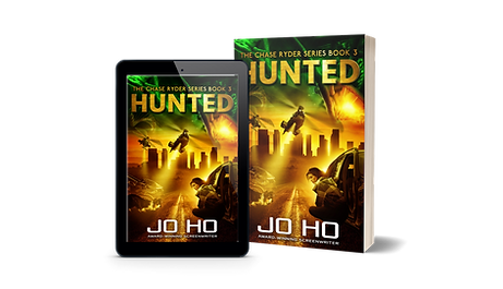 Hunted 3D cover with dog.png