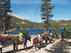 Day Ride at Horseshoe Lake
