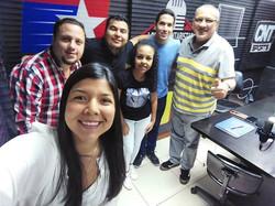 Entrevista radio Caravana