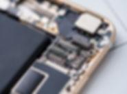mobile phone diagnostic components