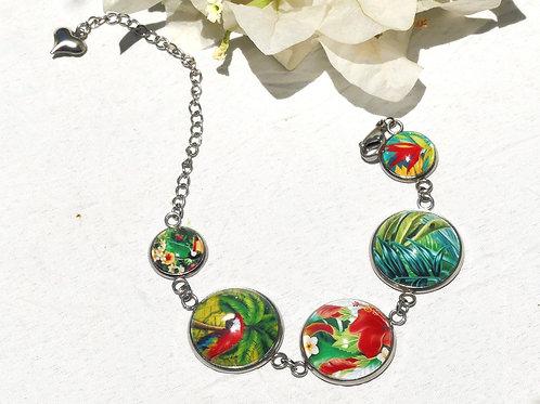 Bracelet tropical guyane
