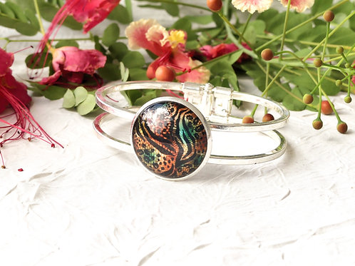 Bracelet imprimé animal