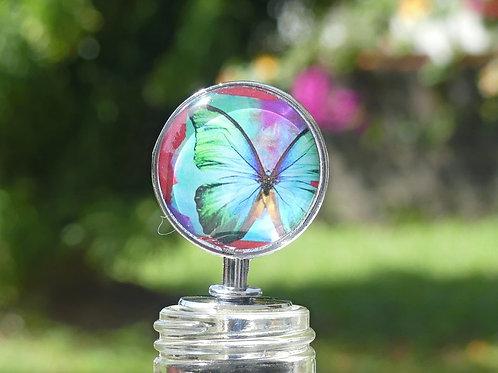 Bouchon bouteille papillon