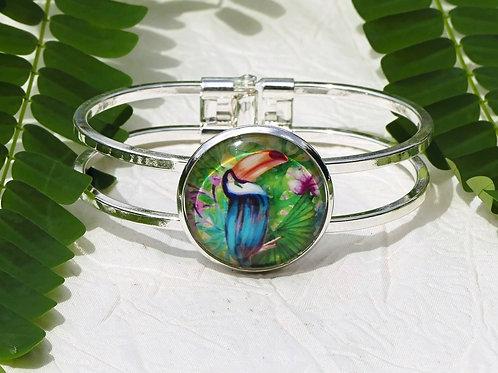 Bracelet toucan