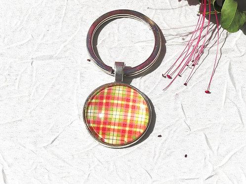 Porte-clefs madras