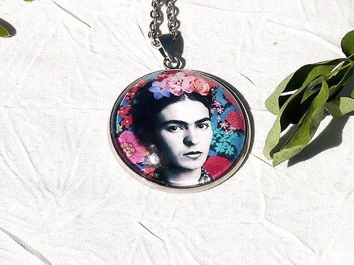 Sautoir Frida Khalo