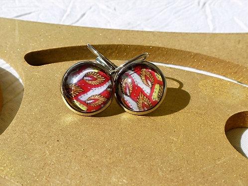 Ptt Boucles d'oreille wax