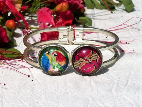 Bracelet aras wax