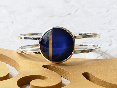 Bracelet marine doré