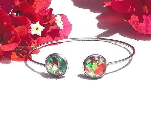 Bracelet tropical double