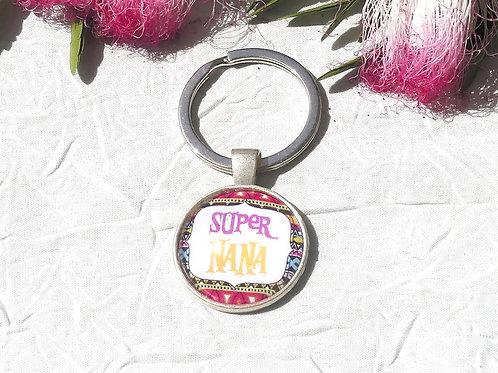 Porte-clefs super nana