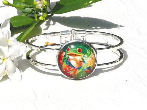 Bracelet grenouille