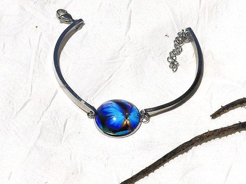 Bracelet rigide morpho