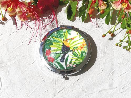 miroir de sac toucan