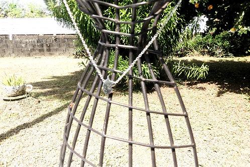 Collier acier licorne