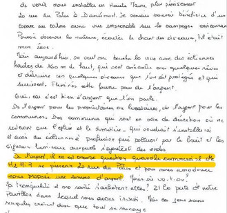 En Haute Marne, H2Air tente de soudoyer les opposants aux éoliennes...