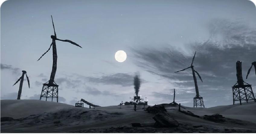 Paradoxe éolien, plus il y a d'éoliennes moins il y a d'électricité