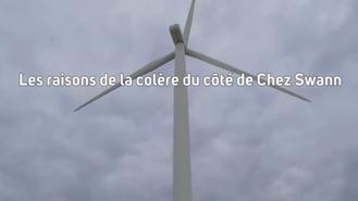 Reportage sur les éoliennes au pays de Proust