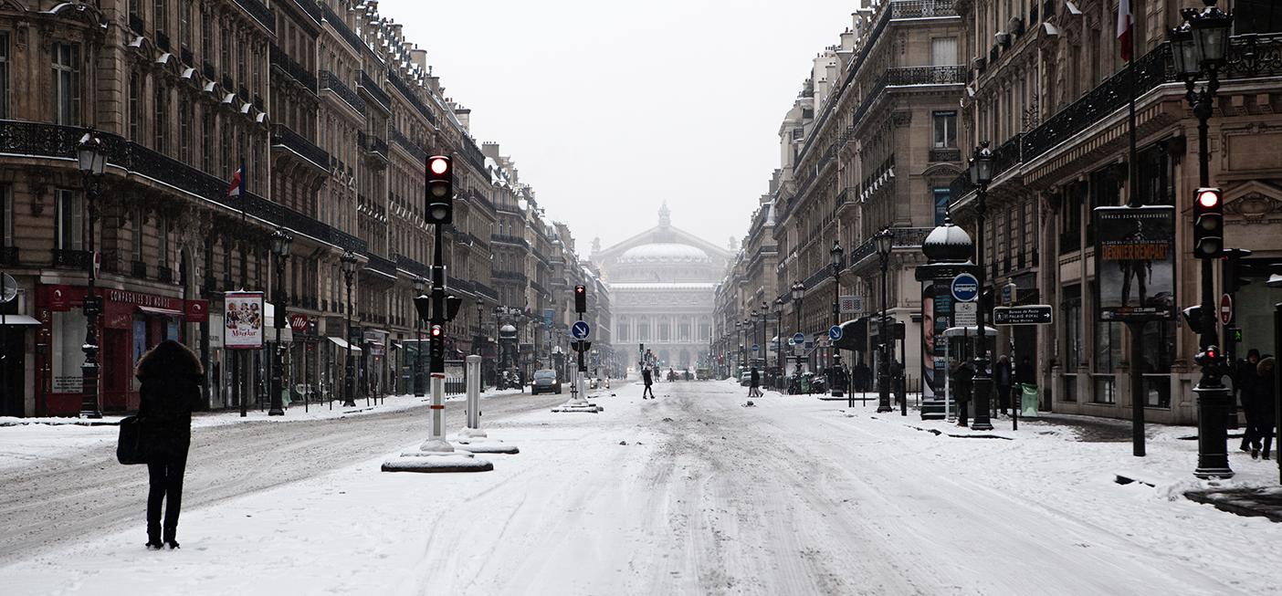 Paris | Pauline Tezier
