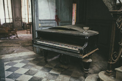 Pauline Tezier | Le piano
