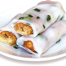 Dried Shrimp Breadstick Rice Rolls | 蝦米瑤柱炸兩