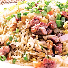 Beef Fried Rice | 牛肉炒飯