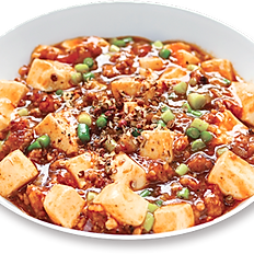 Mapo Tofu w/Minced Pork | 麻婆豆腐
