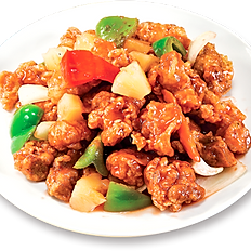 Sweet & Sour Pork | 菠蘿咕嚕肉