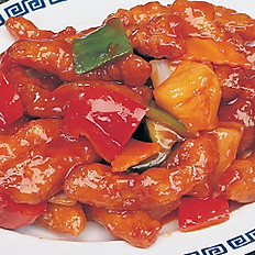 Sweet & Sour Chicken | 酸甜雞球