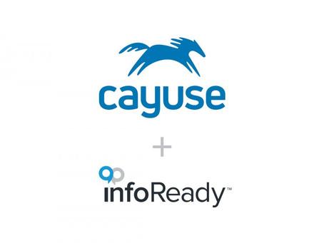 Cayuse Expands Ecosystem with InfoReady Strategic Partnership