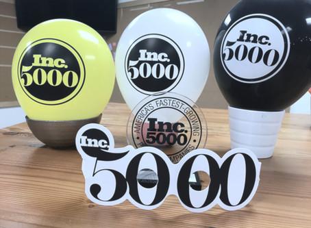 InfoReady Makes Inc. 5000... Again!