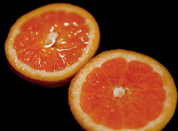 Satsumo oranges - refreshingly different!