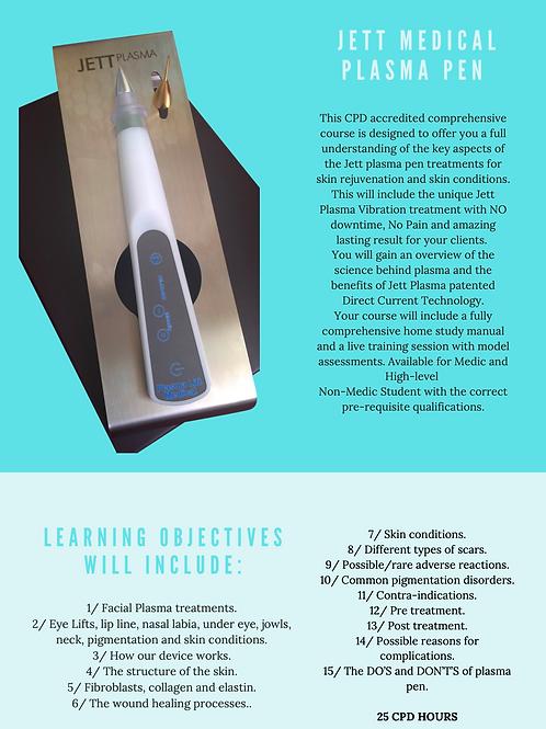 Plasma Pen Training Deposit