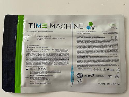 Time machine  cog threads