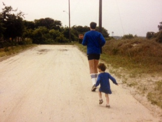 Running with Dad