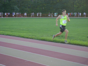 Final Strides of 2011 Outdoor Season