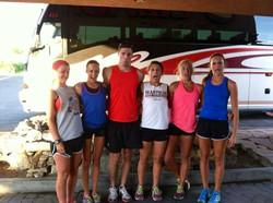 Running Camp in Colorado