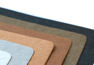 What is paper leather?