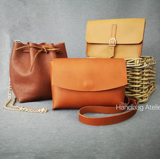 Leather bag making classes