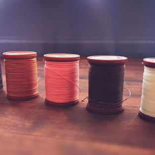 Best thread for hand-stitching leather