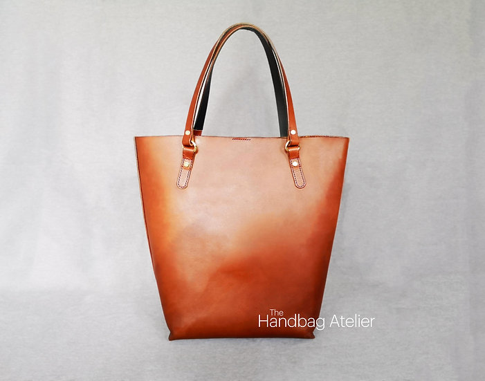 Pattern - Leather Tote